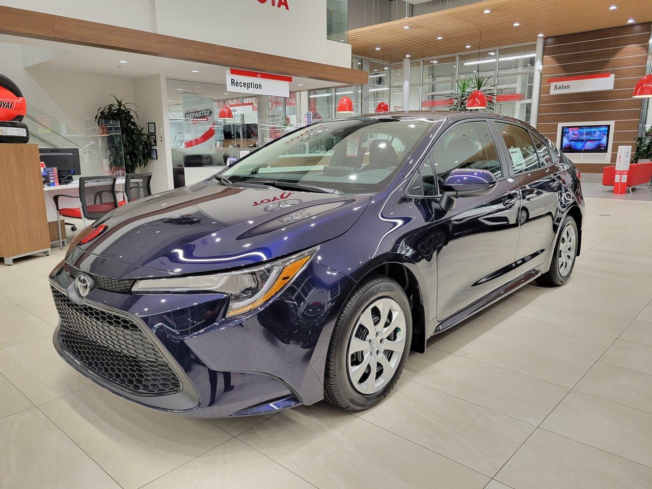 Toyota Corolla 2022 LE