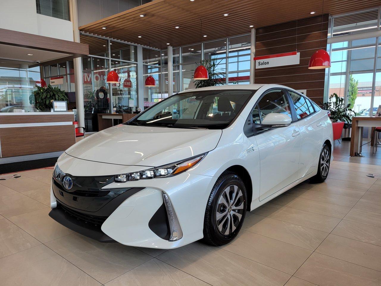 Toyota Prius 2022 Prime