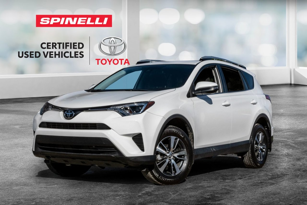 Toyota RAV4 2018 LE FWD