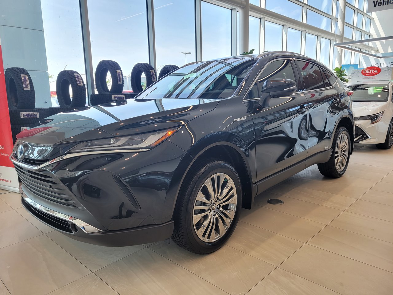 Toyota Venza 2021 XLE