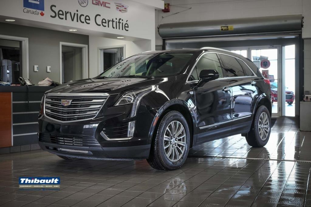 2018 Cadillac  XT5 LUXURY XT5 Luxury AWD Toit pano. GPS --29,585 KM-- N