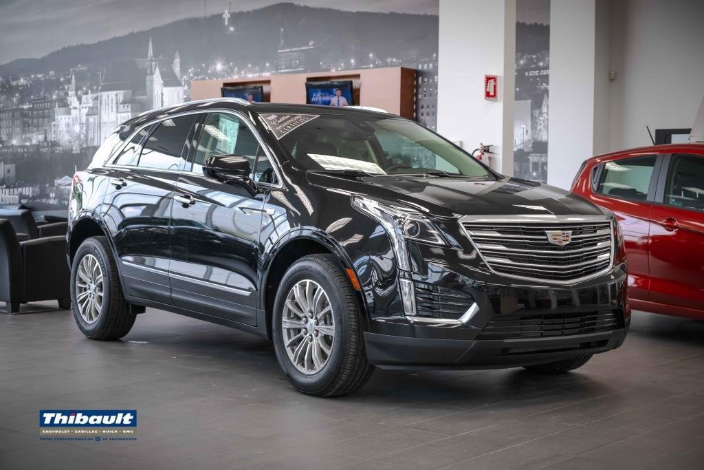 2019 Cadillac  XT5 LUXURY 2019 Cadillac XT5 Luxury Noir/Noir AWD Toit P