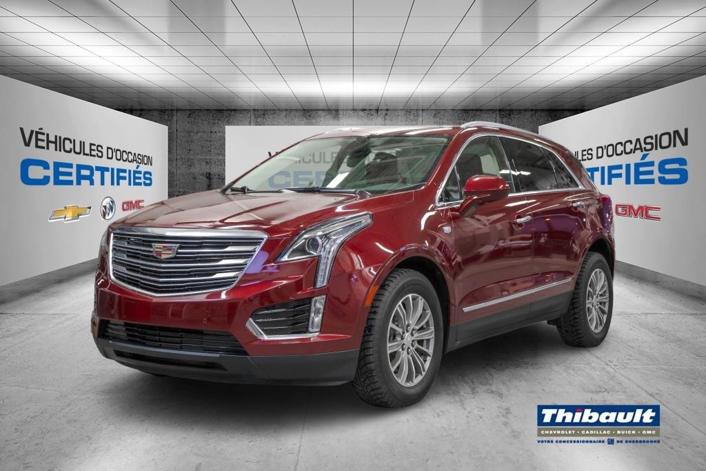 2017 Cadillac  XT5 Cadillac XT5 Luxury AWD ***---17.730$ ---****
