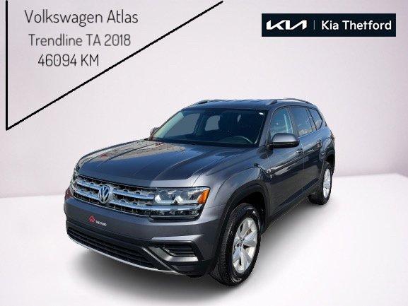 Volkswagen Atlas 2018 Trendline 2.0L Turbo TA APPLE CARPLAY PAS ACC