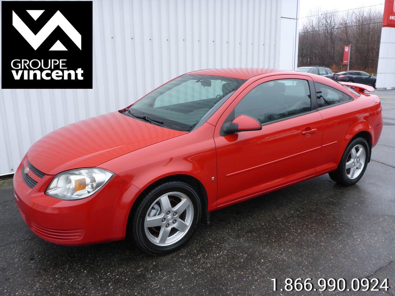 Chevrolet Cobalt 2009 LT AUTOMATIQUE AIR MAGS
