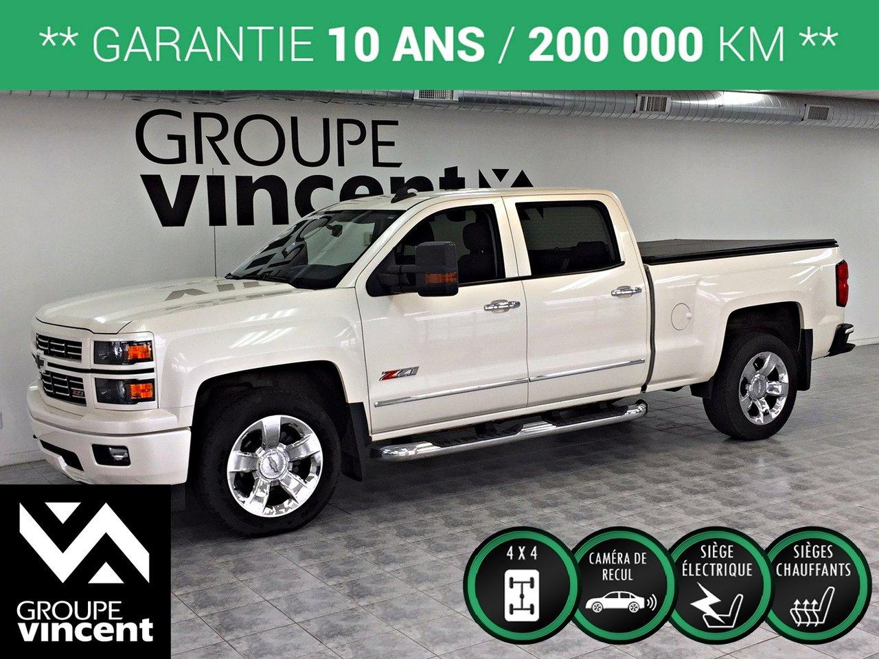 2015 Chevrolet  Silverado 1500 LT Z71 OFF-ROAD 2LT **GARANTIE 10 ANS**