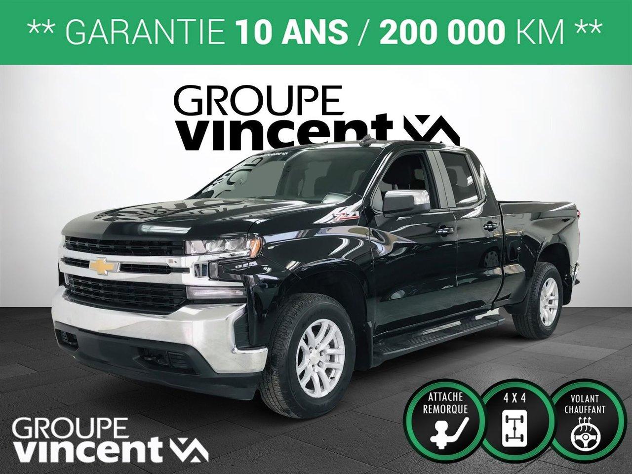 Chevrolet Silverado 1500 2019 LT Z71 4X4 ** GARANTIE 10 ANS **