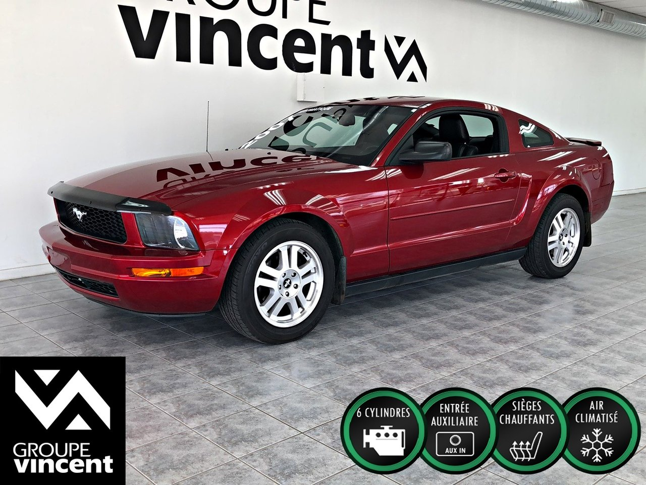 2007 Ford  Mustang ** V6 4.0L **