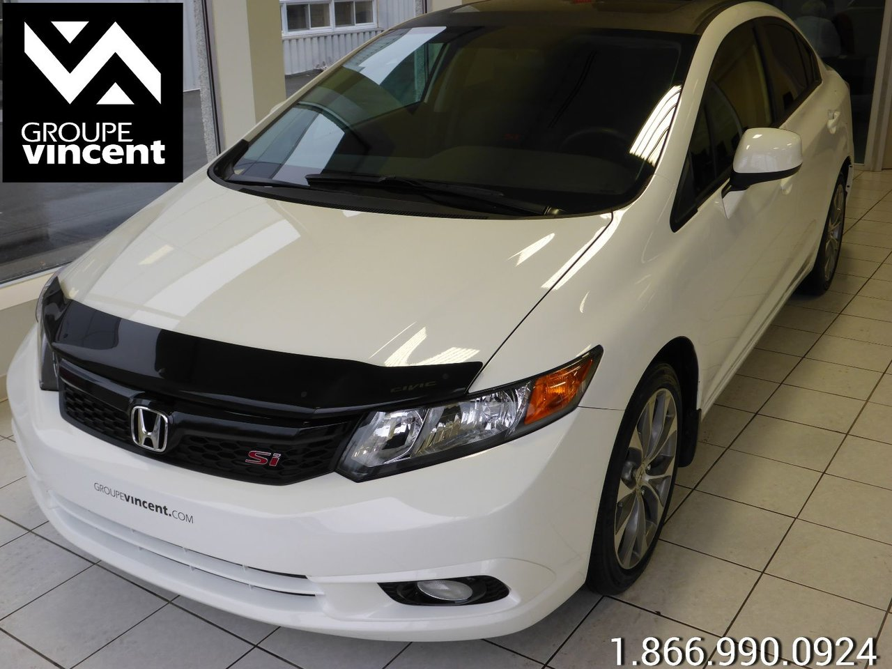 Honda Civic 2012 SI TRES BAS KILO