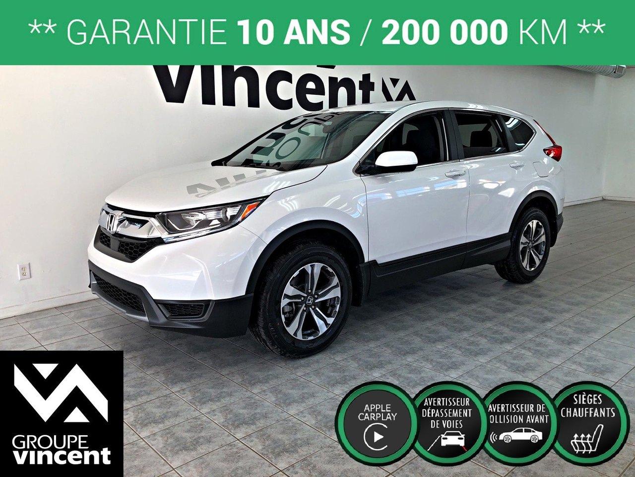 2019 Honda  CR-V LX AWD ** GARANTIE 10 ANS **