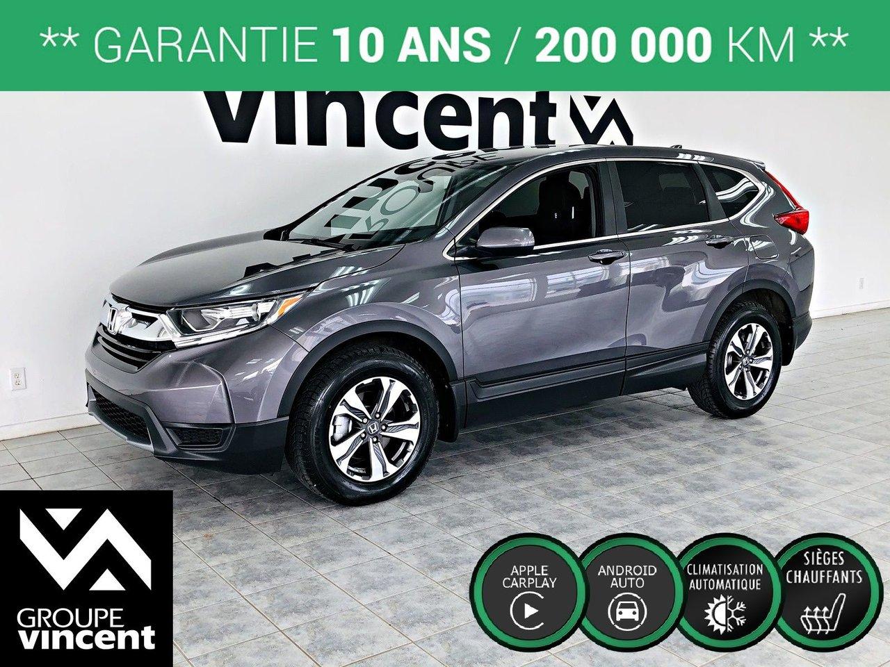 Honda CR-V 2019 LX ** GARANTIE 10 ANS **