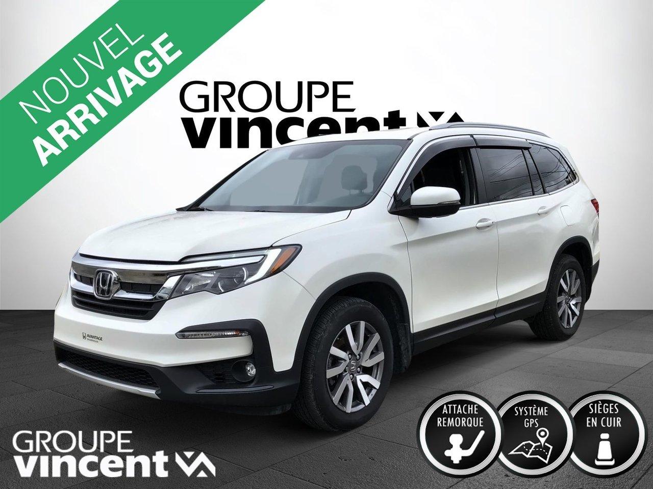 Honda Pilot 2019 EX-L AWD GPS ** GARANTIE 10 ANS **