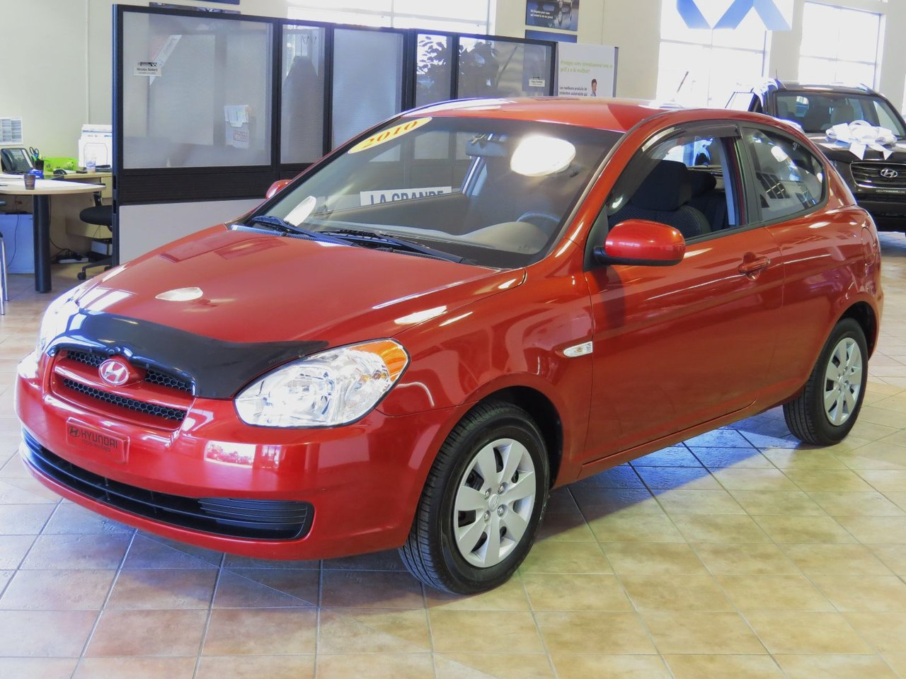 68 hyundai accent usag s vendre for Accent meuble trois rivieres