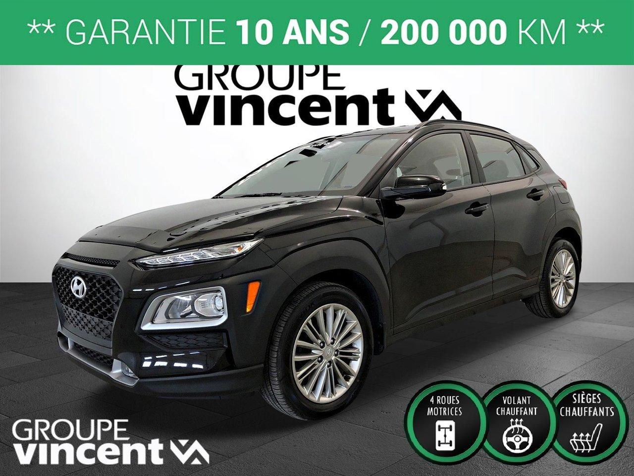 Hyundai Kona 2021 PREFERRED AWD ** GARANTIE 10 ANS **