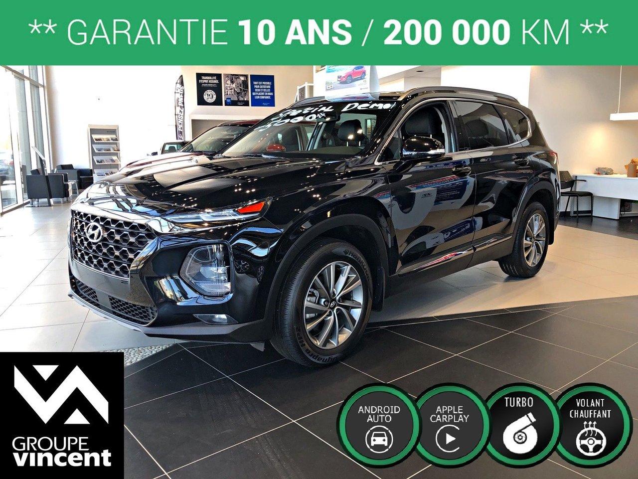 2019 Hyundai  Santa Fe PREFERRED ** LIQUIDATION 2019 **