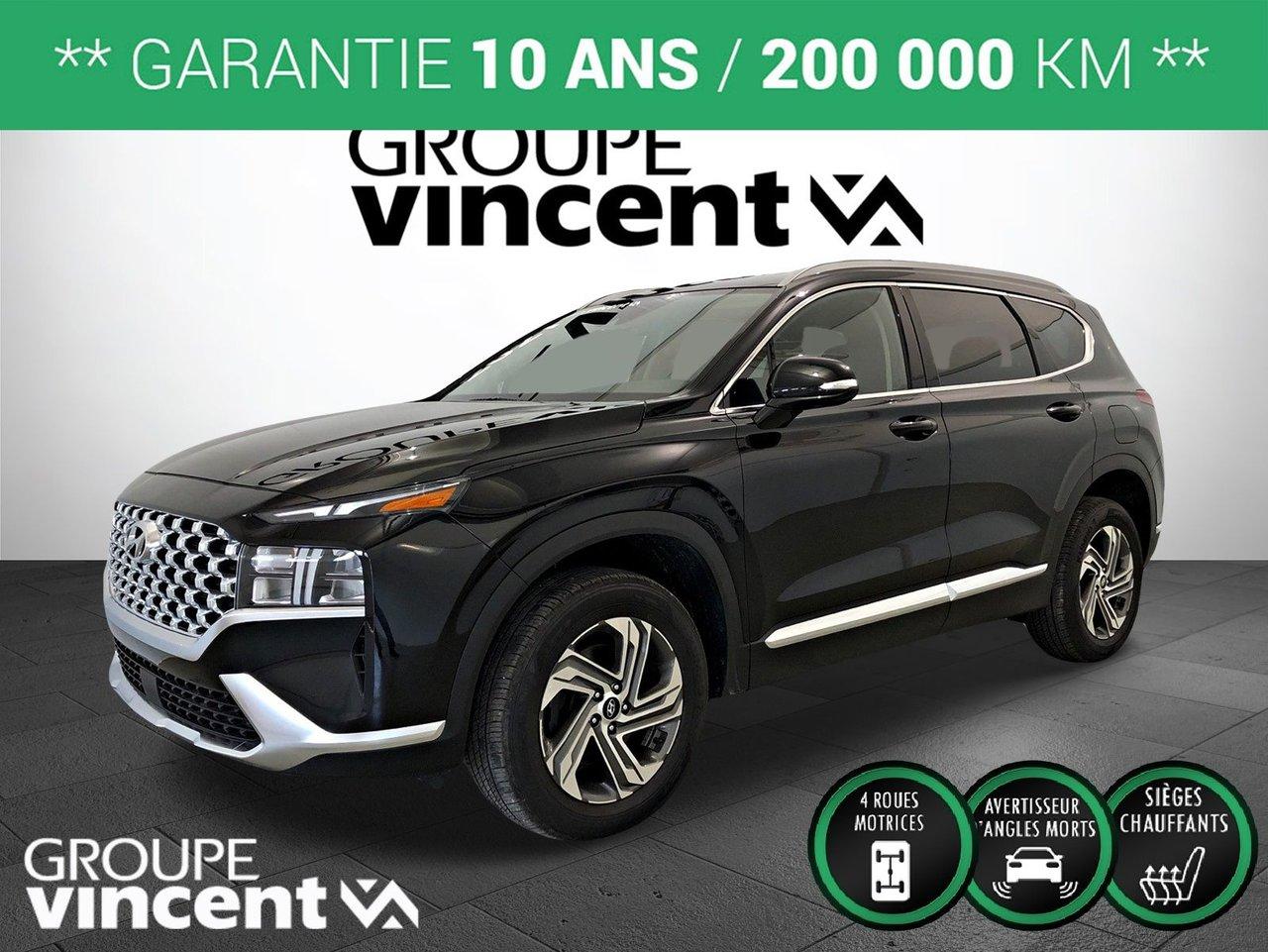 Hyundai Santa Fe 2021 PREFERRED AWD ** GARANTIE 10 ANS **