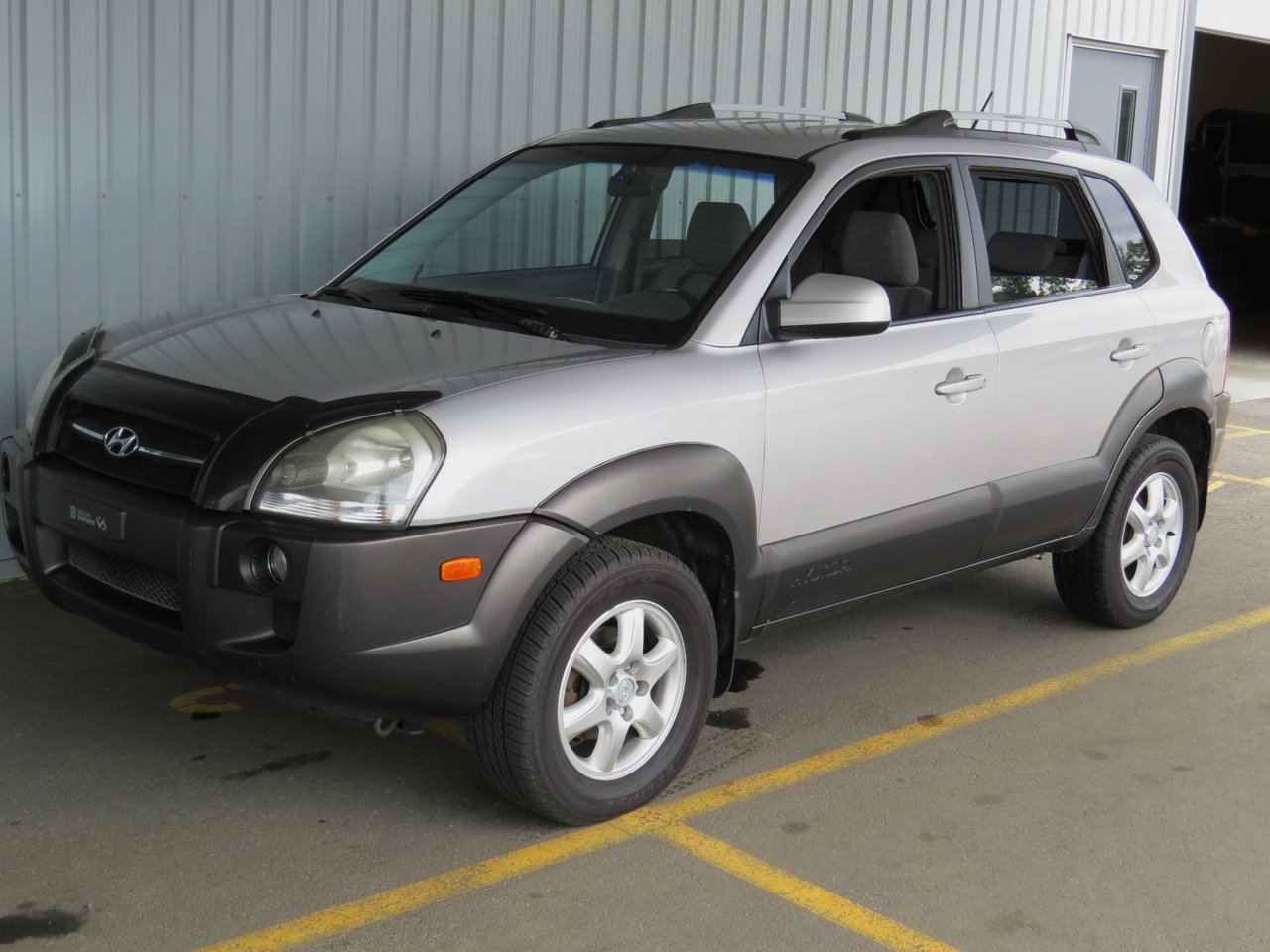 Hyundai Tucson 2005 GL AWD cruise Air Hyundai Tucson GL 2005