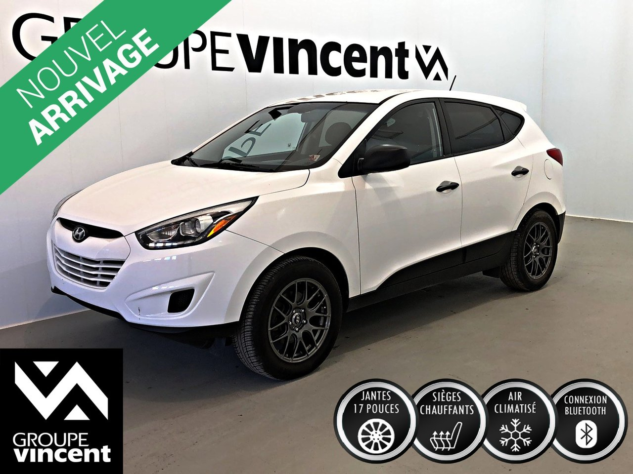 2015 Hyundai  Tucson GL ** GARANTIE 10 ANS **
