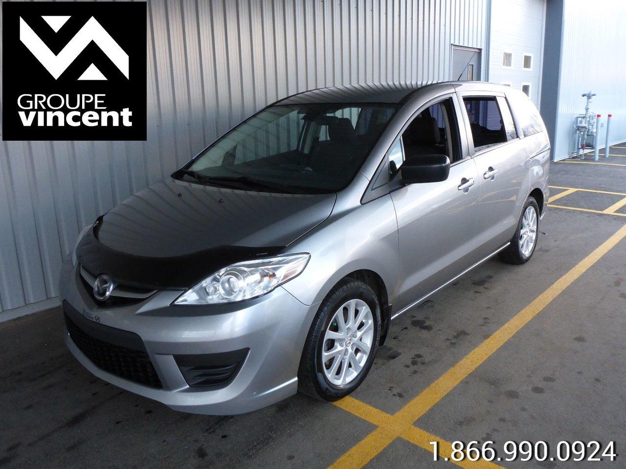 Mazda 5 2010 GS 36$/SEMAINE* mazda5 gs 2010 auto 2.3L