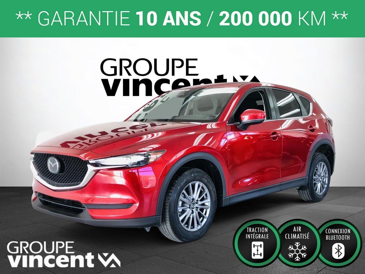 Mazda CX-5 2018 GX AWD ** GARANTIE 10 ANS **