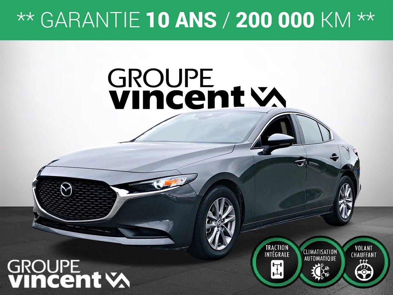 Mazda Mazda3 2021 GS AWD ** GARANTIE 10 ANS **