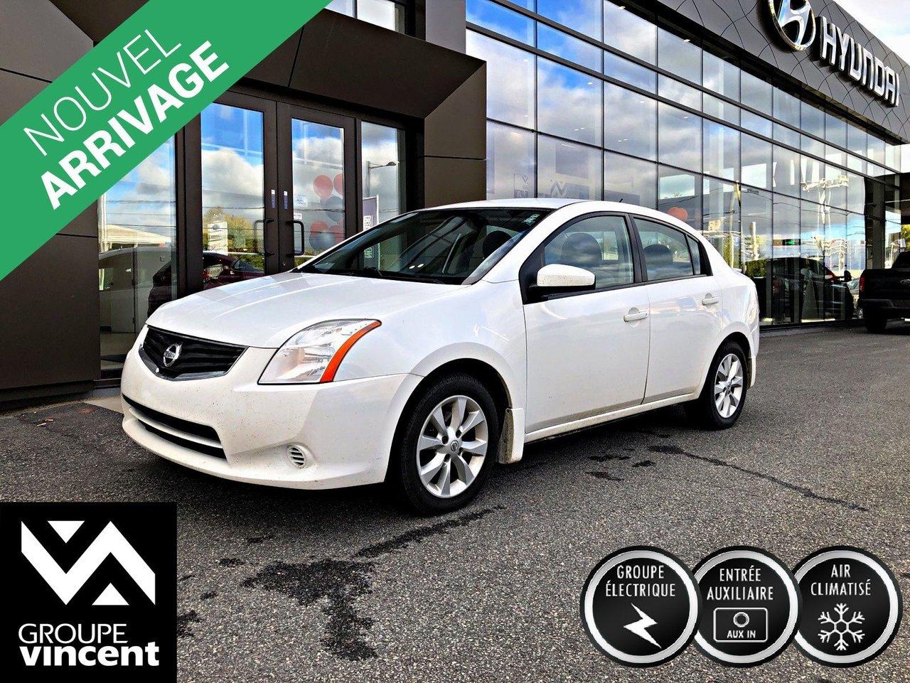 2011 Nissan  Sentra 2.0S ** GARANTIE 10 ANS **