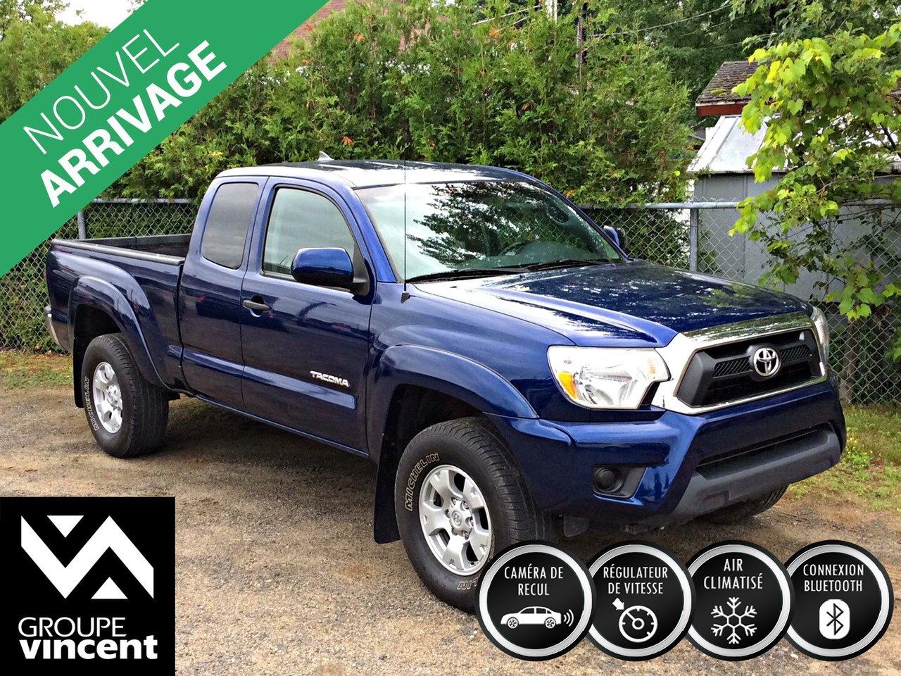 2015 Toyota  Tacoma 4X4 SR5 **GARANTIE 10 ANS**