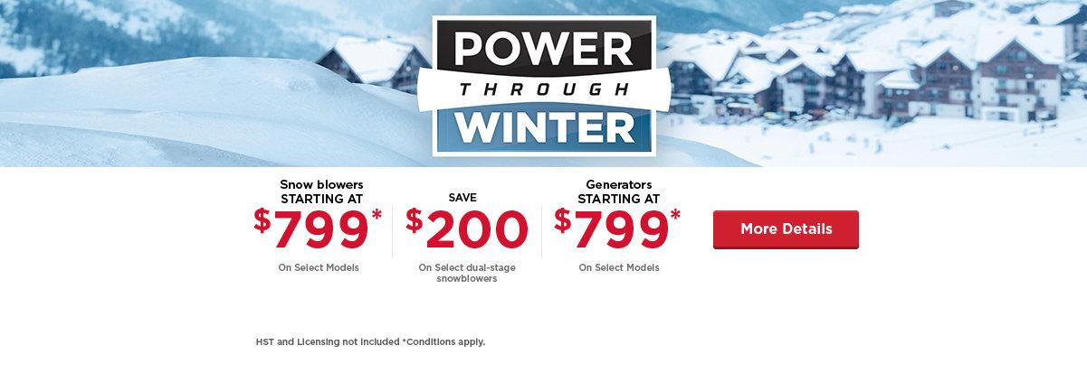 Powerhouse - winter - OCT