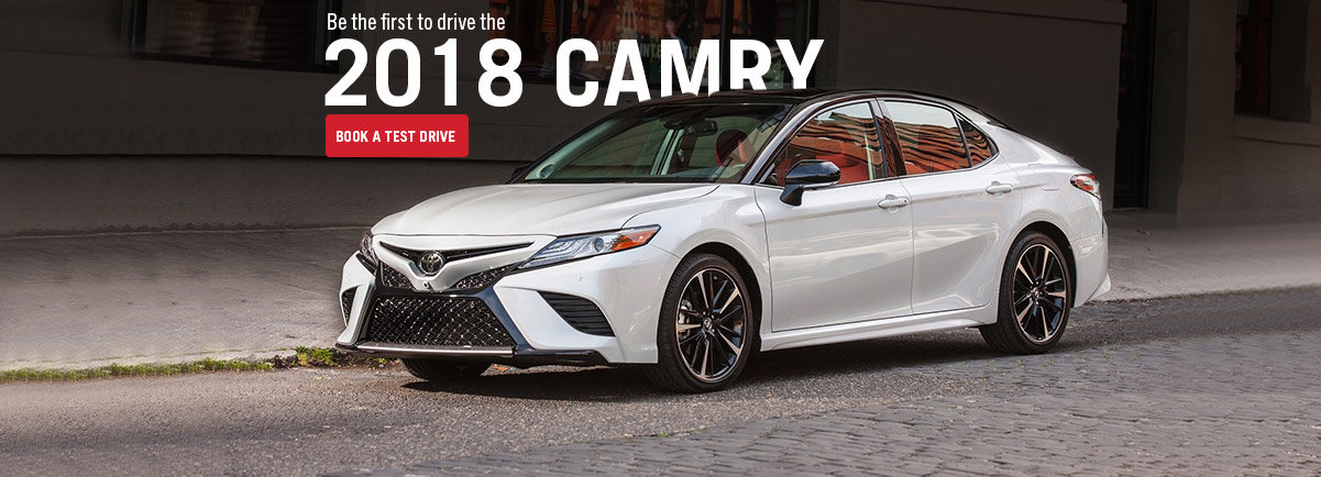 2018 Camry - Roadtest