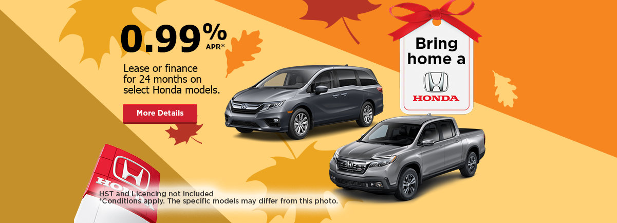 The Honda Model Clearout - October