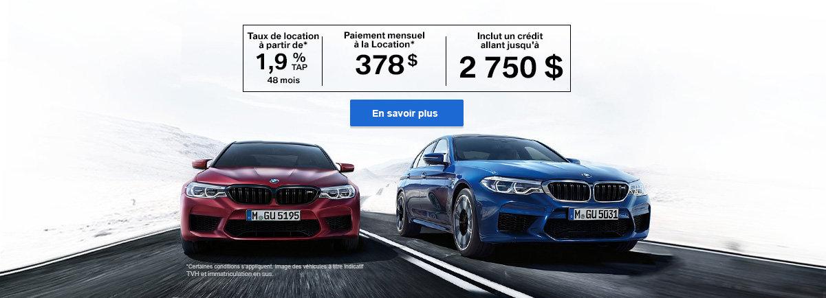 Événement BMW - decembre