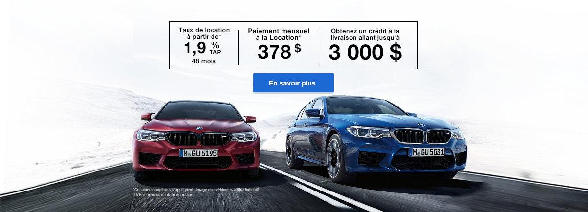 Événement BMW