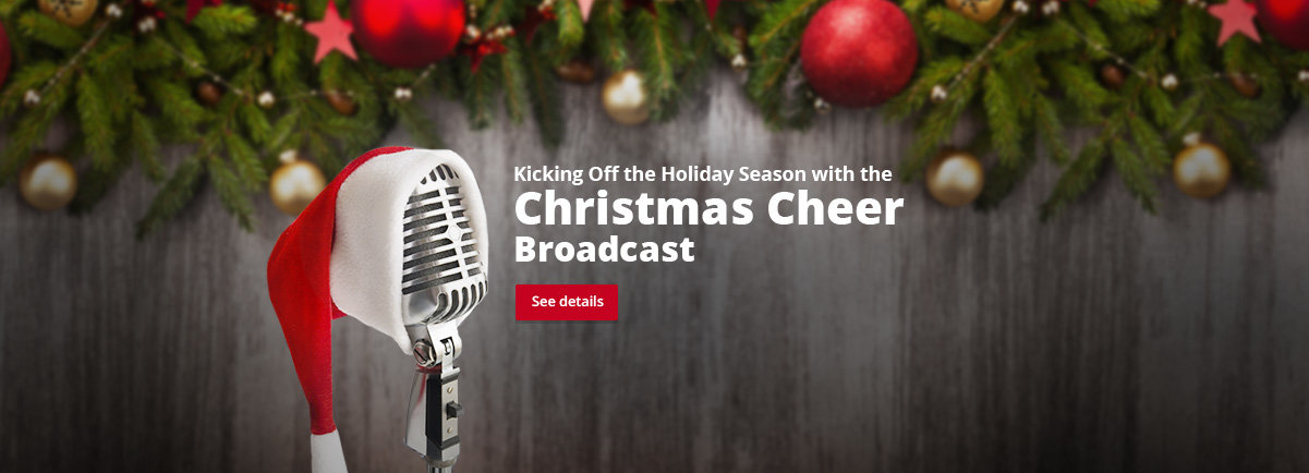 Christmas Cheer Broadcast (Copy)