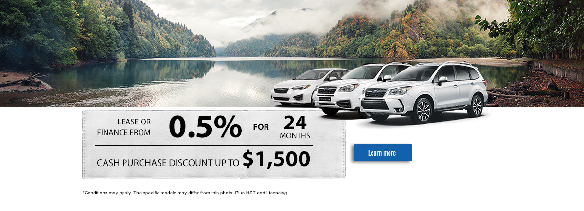 Monthly Event - Subaru