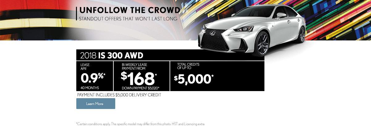 Wonderful ... Lexus IS ...