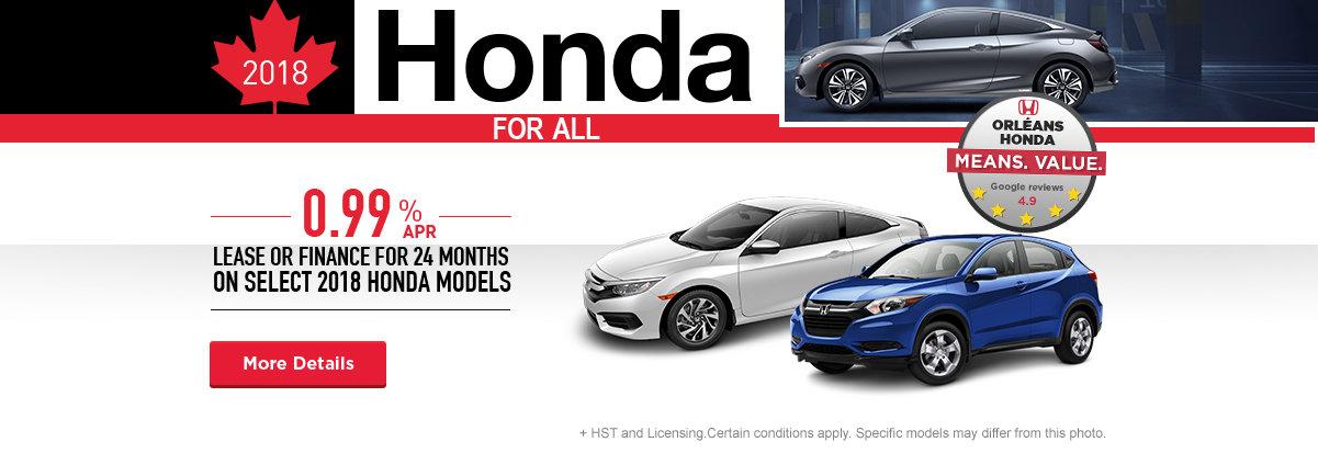 Honda For All