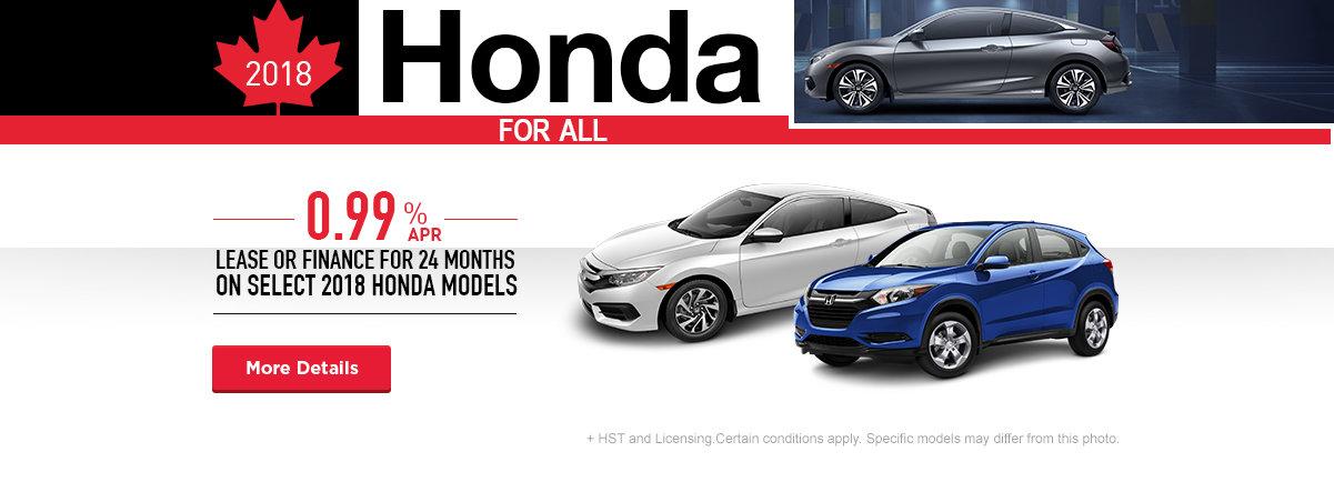 Honda For All - Civic Motors