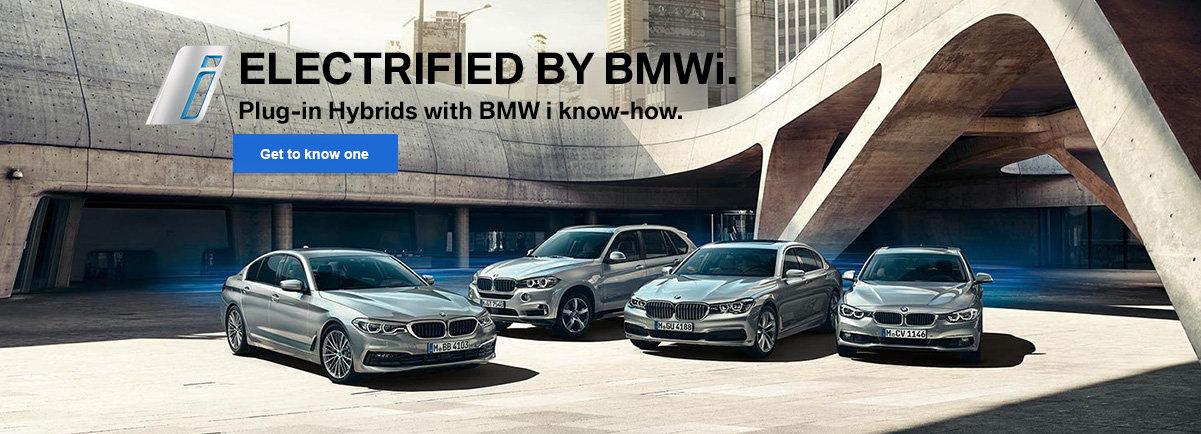 Electrified by BMWi
