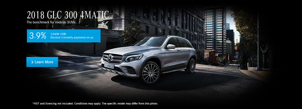 The Spring Sales Event GLC 300 - May -