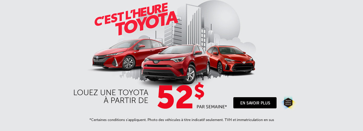 Événement Toyota