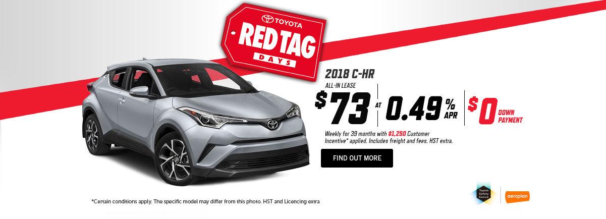 2018 CH-R Header - Desktop - Kingston