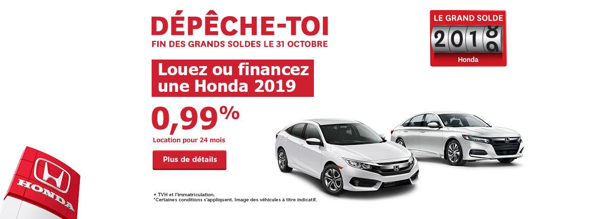 Événement Honda - Desktop