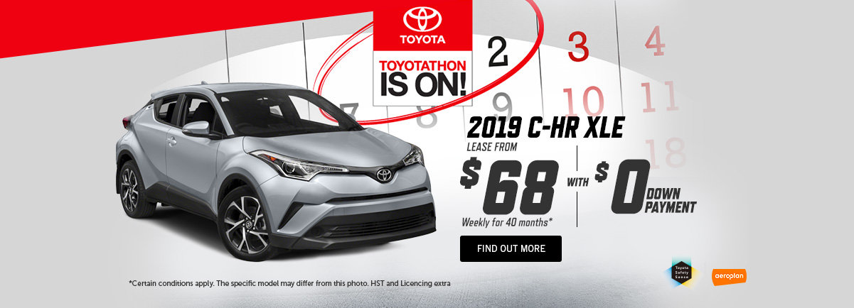 2019 Toyota C-HR - Kingston