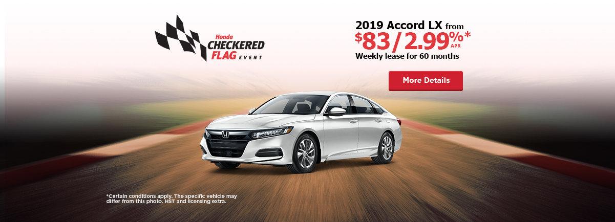 Honda Accord- Cvic Motors