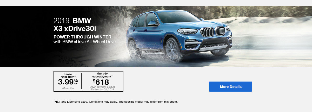 BMW X3 - header - web