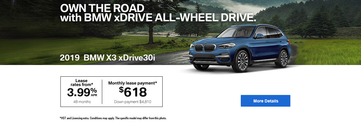 BMW X3 - header - web