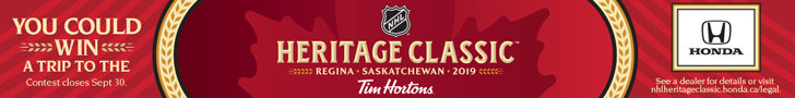 Win a trip to the Heritage Classic!