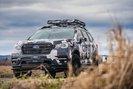 LP Aventure's Subaru Ascent project car