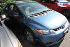 2008 Honda Civic Cpe DX-G  -  As-Is, Manual