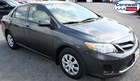 2011 Toyota Corolla LE  -  Manual, One Owner, Low KM